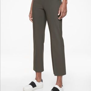 Athleta mercurial crop flare pant